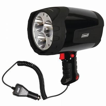 Led 12v Spotlight Coleman Camping Plug Gear