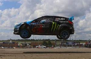 Ford Racing Image of Ken Block from the 2013 Global ...