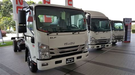 Isuzu Backgrounds by Isuzu Malaysia Launches New Trucks With Smoother Amt