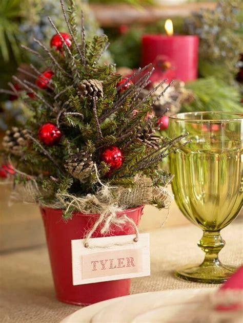 Weihnachtsbaum Aus Tannenzweigen by Diy Tischdeko Ideen Zu Weihnachten Mini Weihnachtsbaum