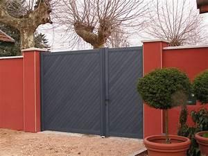 Portail De Maison : un portail pour votre maison tout savoir pour embellir ~ Premium-room.com Idées de Décoration