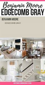 Edgecomb, Gray, The, Perfect, Greige, Paint, Color