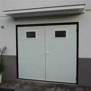 porte de garage With porte garage 2 vantaux