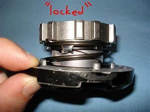 Manual Locking Hub Install - Toyota 4runner Forum