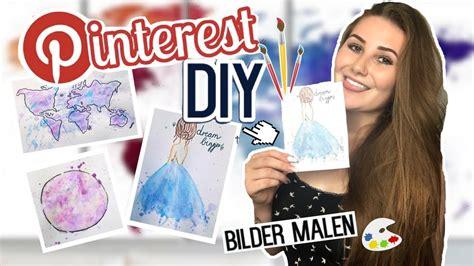 5 Pinterest Diy's Bilder Malen Tipps Zum Zeichnen
