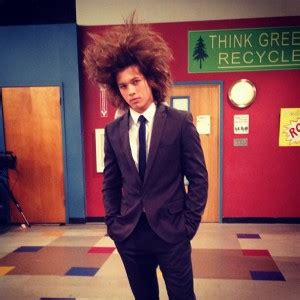 leo howard s hair june 4 2013