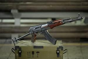 Kalashnikov Media Show Off an Early AK Prototype - The ...