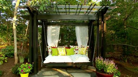 Dude Backyard Level 15 by Design Ideas For Arches And Pergolas Hgtv