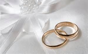 simple white gold wedding bands wedding powerpoint templates powerpoint template wedding and weddings