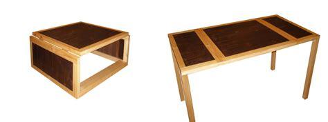 table basse convertible en table haute table basse convertible modulable relevable en hauteur jet studio table basse convertible en