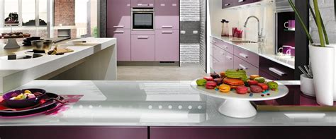 Glasarbeitsplatte Für Die Küche Edle Arbeitsplatte Aus Glas