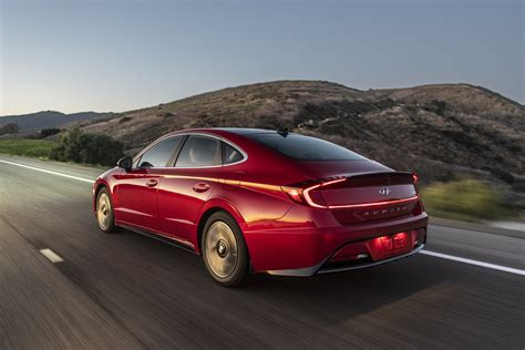 Meet the best electric car design of the year. 2020 Hyundai Sonata Hybrid $249 lease tops June plug-in ...