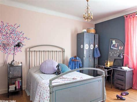 deco chambre gris et mauve style idée déco chambre fille gris et violet
