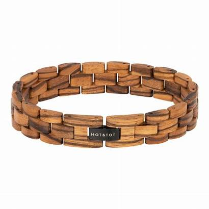 Houten Bend Armband Hottot