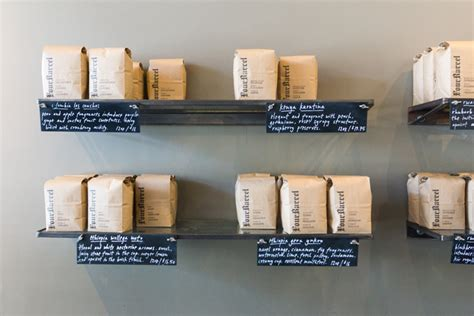 For a unique coffeehouse experience, four barrel coffee's hipster vibe is the perfect hangout for coffee drinkers in san francisco. San Francisco Cray !!! Four Barrel Coffee   That Food Cray