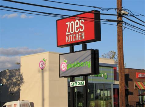 zoes kitchen town and country houston houston in pics pinkberry and zoe s kitchen in tandem 2142