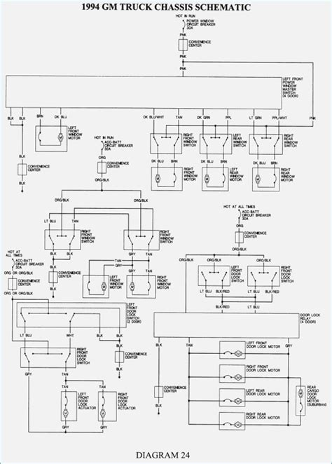 Wiring Diagram For 1995 Chevy Silverado by Chevy Silverado Drawing At Getdrawings Free For