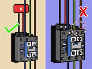 3 Pole Lighting Contactor Wiring Diagram