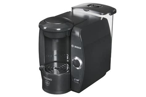 cuisine pas cher avec electromenager cafetière à dosette ou capsule bosch tas4000 tassimo noir tassimo 3747379 darty