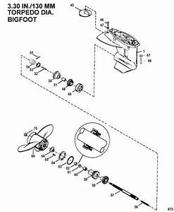 Mercury Mariner 9 9 15 4 Stroke 323 Cc 9 9 15 Bigfoot 4
