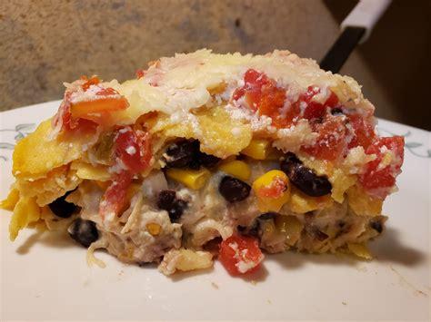Chicken Taco Casserole | Patty Cake's Pantry