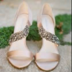 beautiful wedding shoes shoes chagne wedding shoes bridal shoes bridal accessories