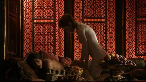 Esme Bianco And Sahara Knite Nude In Game Of Thrones