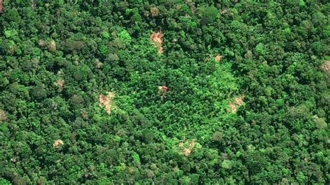 satellite technology  protect isolated tribes