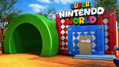 Nintendo Universal Studios Mario Orlando Park Coming