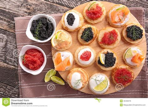 canapes finger food canapes finger food stock photo image of luxury
