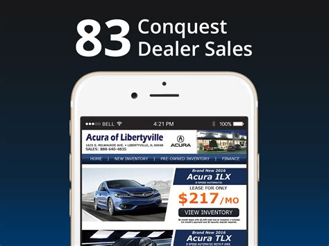 Acura Of Libertyville by Acura Of Libertyville Conquest Automotive