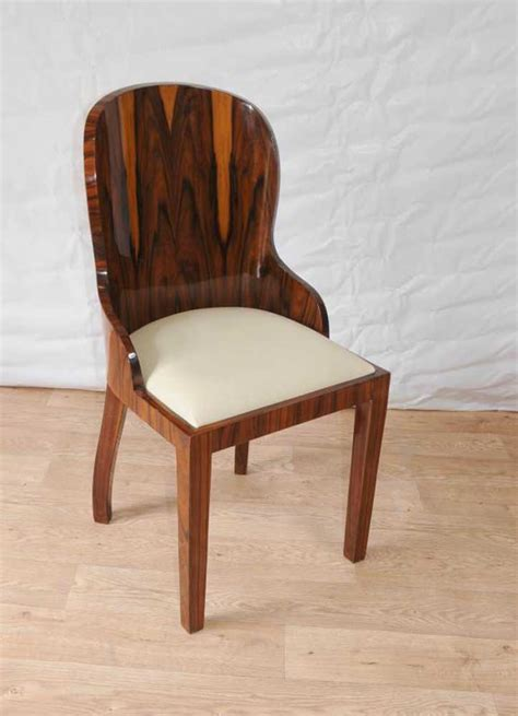 set deco dining chairs rosewood furniture 1920s interiors