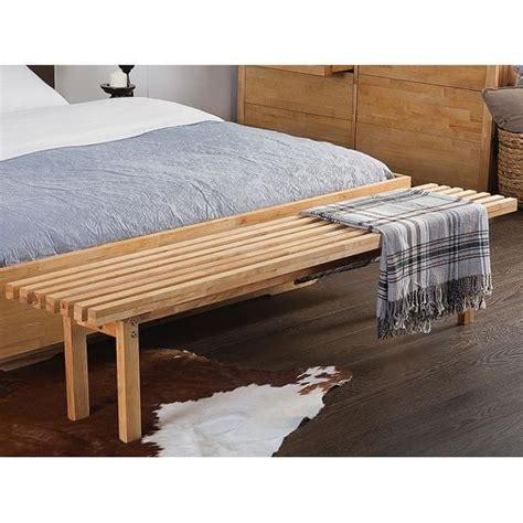 banc chambre banc d 39 intérieur banc en bois pour lit carris arras