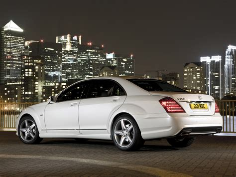 Image Gallery Mercedes S 350 2009