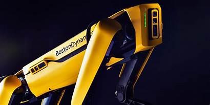 Dynamics Boston Spot Robot Selling Its Data
