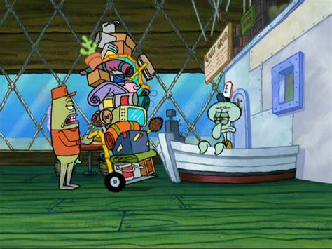 spongebuddy mania spongebob episode gullible pants