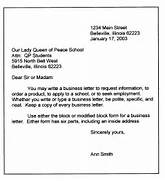 Personal Business Letter Format Sample Business Letter How To Format A Business Letter Office Skills Blog Taki Renji Modified Block Letter Format Crna Cover Letter
