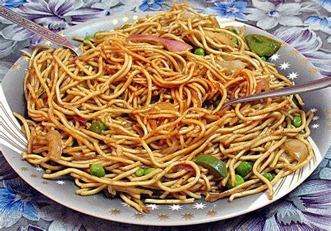 cuisiner des nouilles chinoises recette pate chinoise images