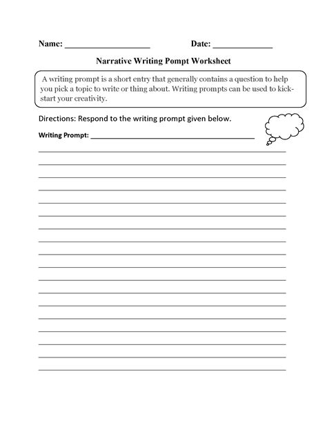 Descriptive Essay Topics For 6th Graders by 3rd Grade Writing Worksheets Best Coloring Pages For