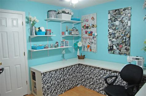 Craft Room Makeover
