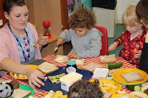 Cooking And Trying New Things In Nursery