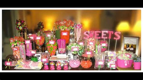 ultimate candy buffet youtube