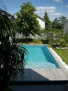 les 25 meilleures idees de la categorie margelle de With carrelage plage piscine gris 11 terrasse bois entourage piscine nos conseils