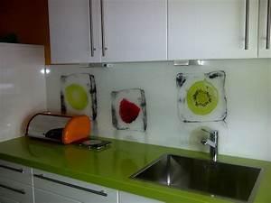 Küchenrückwand Glas Foto : k chenr ckwand glas ikea ~ Michelbontemps.com Haus und Dekorationen