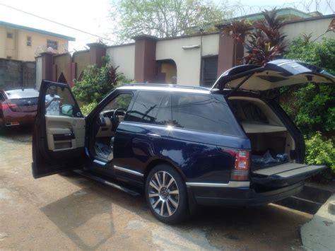 #mint Semi Brand New 014/2015 Range Rover Vogue