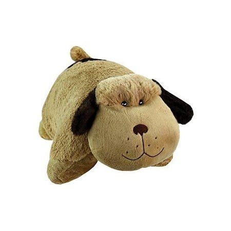 pee wee genuine pillow pet puppy dog small  walmartcom