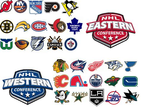 All Nhl Team Logos Animated Logo Video Tools At Www