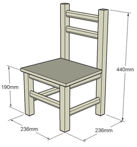 fabrication d une chaise en bois les 25 meilleures id es de la cat gorie chaise en