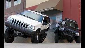 Jeep Grand Cherokee 4x4 Project Zj Part 23 Testing New