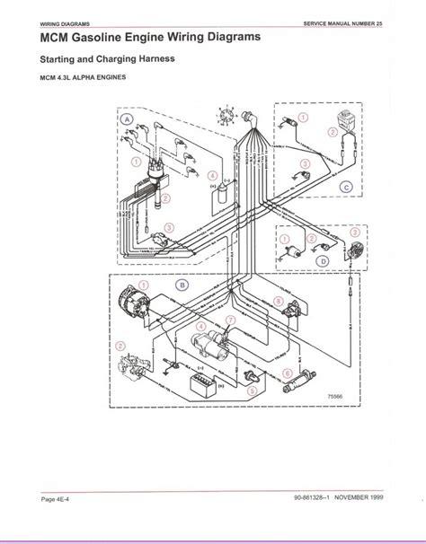Mercruiser Wiring Diagram Untpikapps